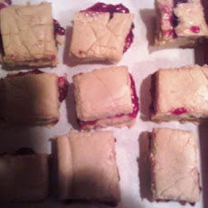Peanut Butter & Jelly Fudge