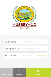 Hussey and Co - screenshot