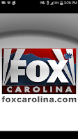 Screenshot of FOX Carolina News