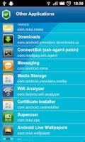 Screenshot of Anti Spy Mobile Free