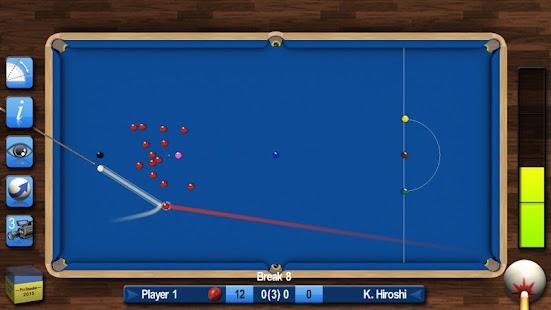 Download Full Pro Snooker 2015 1.20 APK