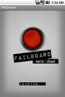 Screenshot of FAILboard Lite