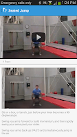 Screenshot of Basketball Strength & Muscle