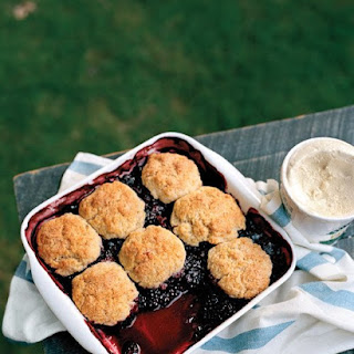 Best Berry Cobbler