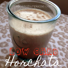 Low Carb Horchata