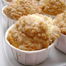 Cinnamon Streusel Orange Muffins