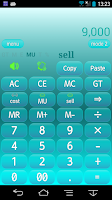 Screenshot of Markup Calculator B