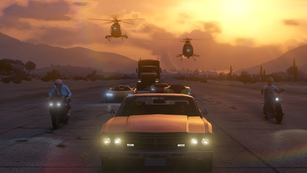"Latest title update for GTA V to fix ""multiple issues related to GTA Online"""
