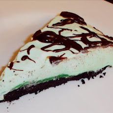 Jello Grasshopper Pie