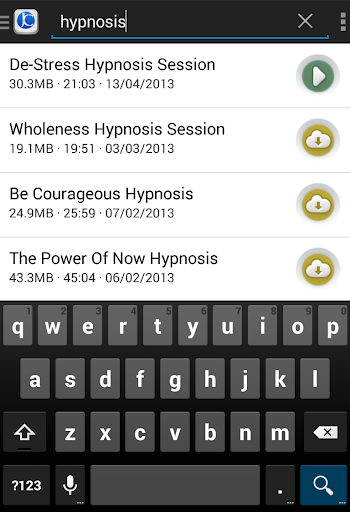 Free Hypnosis For PC