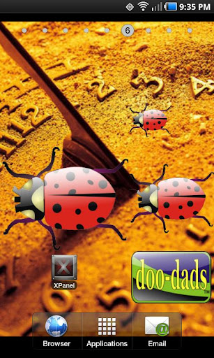 Lady Bug doo-dad