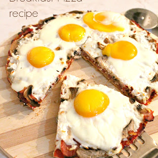 Ham And Egg Breakfast Pizza Recipes