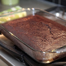 Tim and Tracy's Chocolate Cake (Boiled)