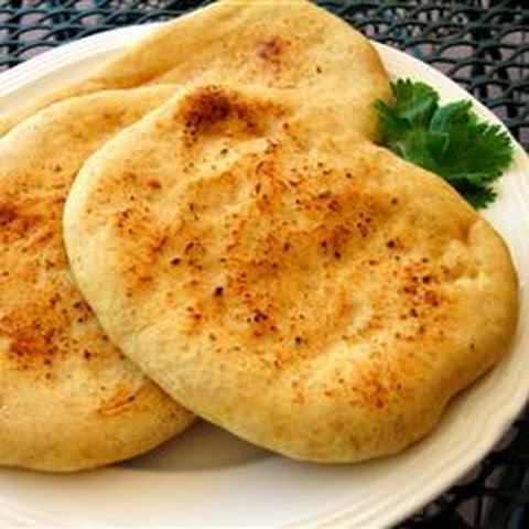 Indian Naan II