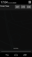 Screenshot of Ingress Portal Timer