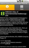 Screenshot of ENDO3®GASTRO - Lite
