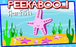 Screenshot of Peekaboo Ocean