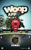 Screenshot of Woop App