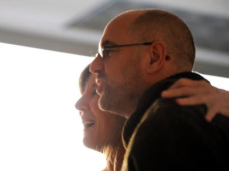 <p> <strong>Karen & Serge Bennathon January 18, 2013</strong><br /> </p>