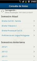 Screenshot of PUCRS