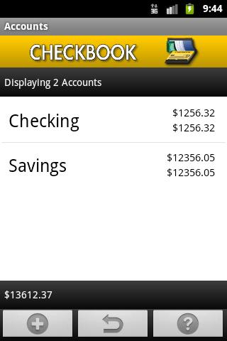 Checkbook free