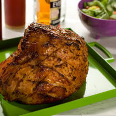 Honey-Mustard Glazed Ham Recipe