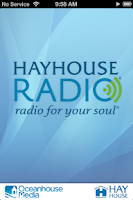 Screenshot of Hay House Radio