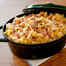 Caramelized Onion And Prosciutto Macaroni and Cheese Recipe