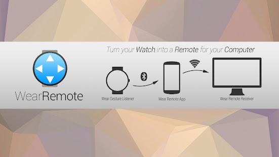 Wear Remote Beta