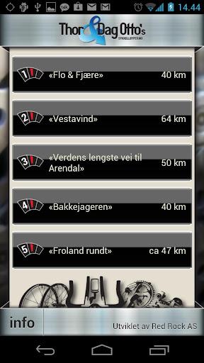 【免費運動App】Sykkelløyper-APP點子
