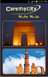 Care My City Delhi - screenshot
