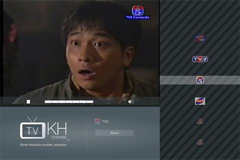KH Channels for Tablet