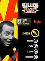 Screenshot of Killer Karaoke el juego