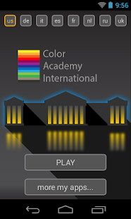 Colors Learning - screenshot