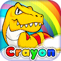 Crayon Kinder Malerei icon