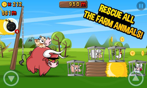 Resque all the farm animals