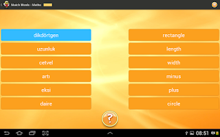Screenshot of Learn Turkish 6000 Words