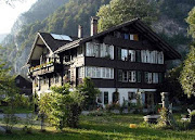 Interlaken Apartment in 19th century Swiss Chalet