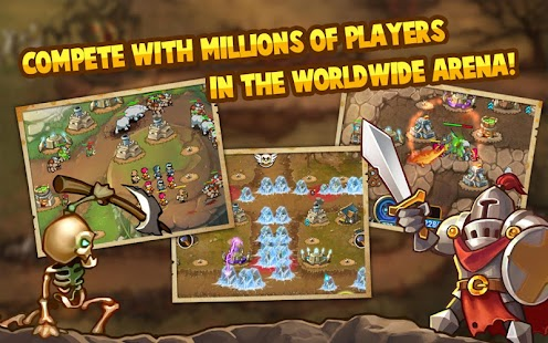 Game Castle Defense APK for Windows Phone