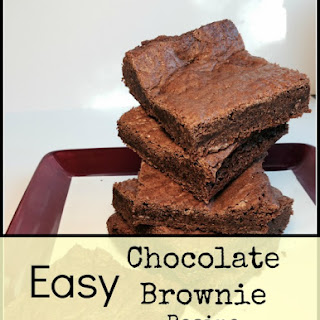 Easy Chocolate Brownie