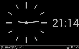 Screenshot of Personal Sunrise - Alarm Clock