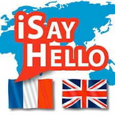 iSayHello French - English