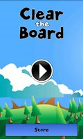 Screenshot of Clear the Board