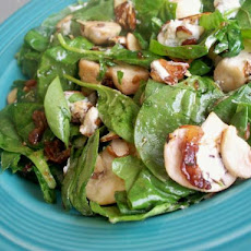 Spinach & Cranberry Salad