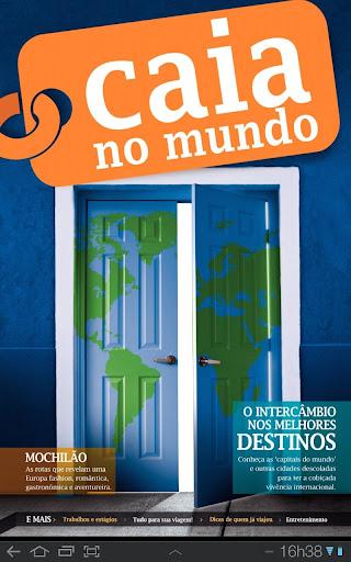 玩旅遊App|Caia no Mundo免費|APP試玩