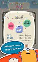 Screenshot of 2048 Monsters