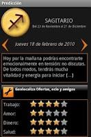Screenshot of Astro Diario