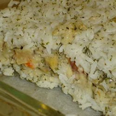 Vegetable Rice Casserole