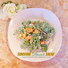 Sunshine Broccoli Salad
