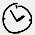 Graffiti Analog Clock [Widget] icon